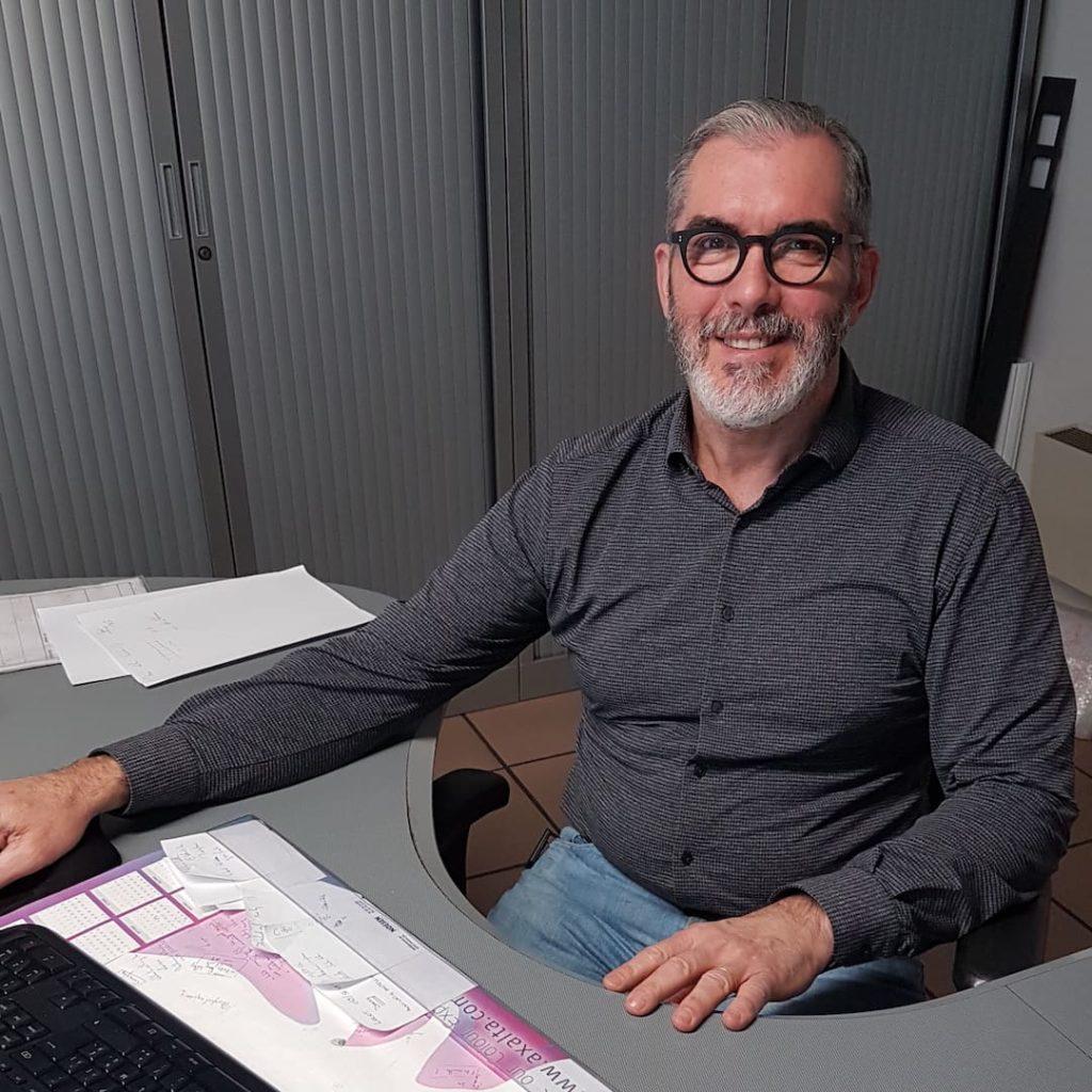 MTF aanspreekpunt Francis Operations manager Regio Hasselt