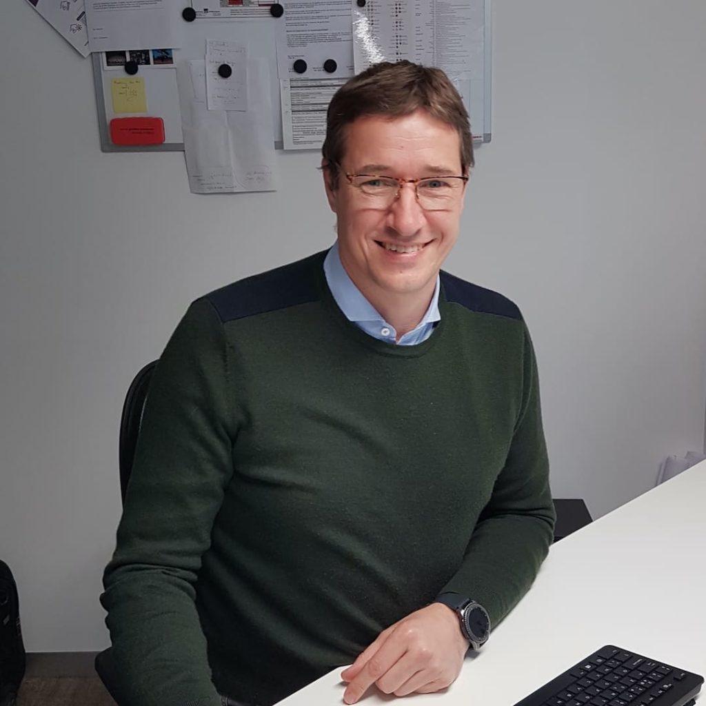 MTF aanspreekpunt Peter bestuurder regio Hasselt